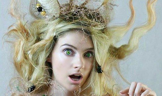 тараканы в голове у девушек